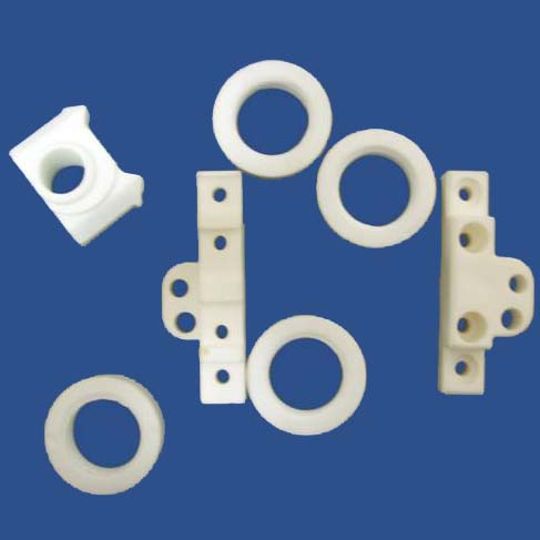 Steatite ring part support