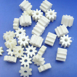 Precision zirconia ceramic gear