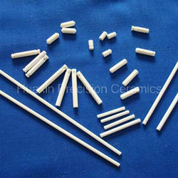 Precision ceramic shaft tube