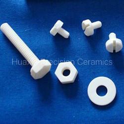 Zirconia ceramic screw nut