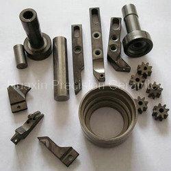 Black zirconia ceramic parts