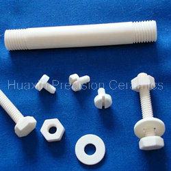 Zirconia ceramic screws ceramic bolts ceramic nuts