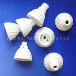 LED Alumina ceramic lamp holder