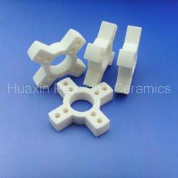 Alumina ceramic structure