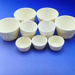 High purity ceramic crucible